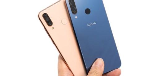SUGAR T50/T10 美顏超廣角三鏡頭、大螢幕平價中階優質手機開箱 @3C 達人廖阿輝