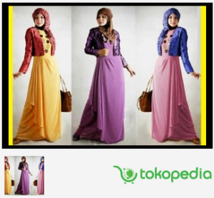 pakaian muslim bandung