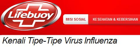 tipe virus influenza