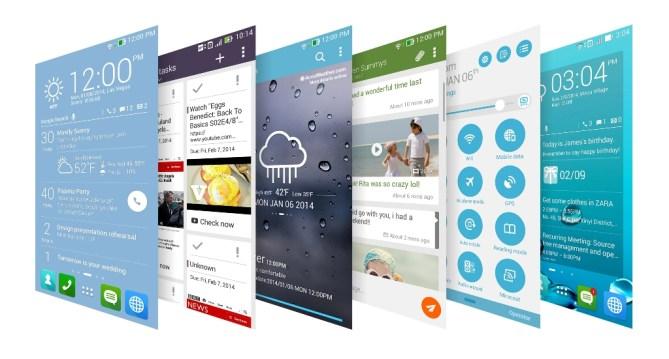 ZenUI Apps ASUS Zenfone