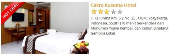 Hotel di Yogyakarta Booking Hotel Murah dan Promo