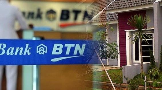 KPR rumah bank BTN