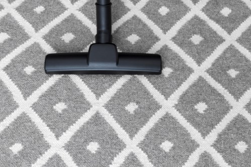 cara membersihkan jamur karpet