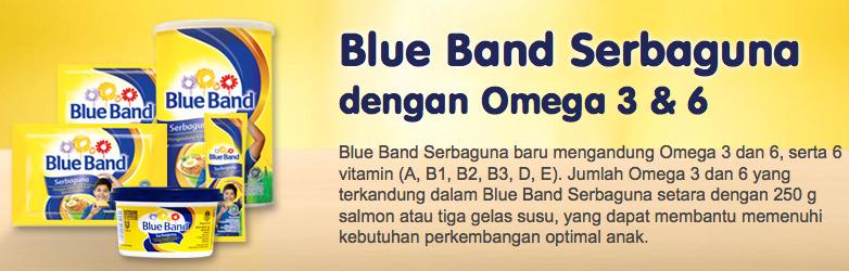 Manfaat Mentega dengan omega 3 dan 6
