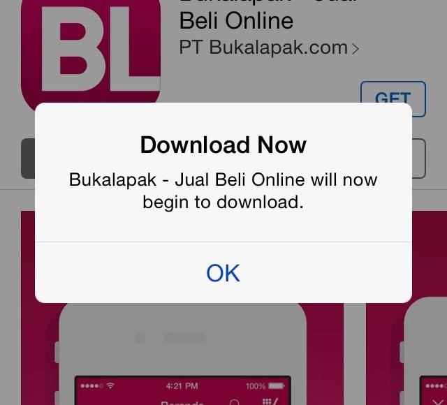 IMG_7249 Apps BukaLapak di App Store – Download Now OK