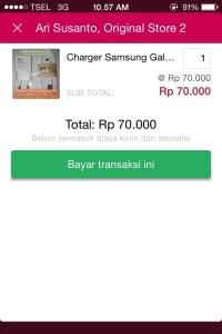 Bayar Transaksi