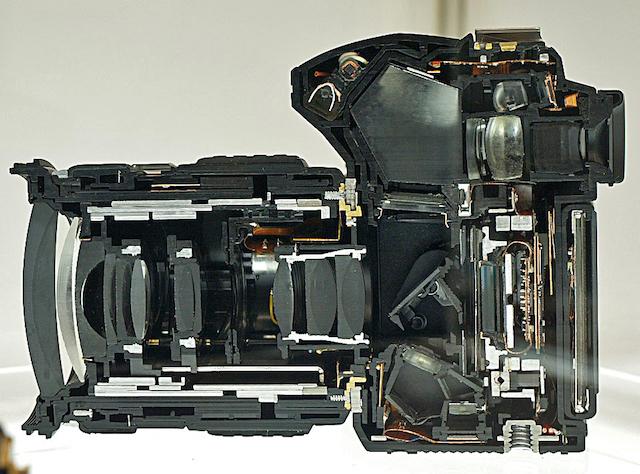 Merawat Kamera DSLR yang benar