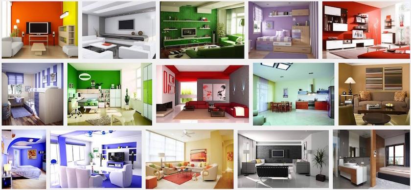 desain warna rumah home color design