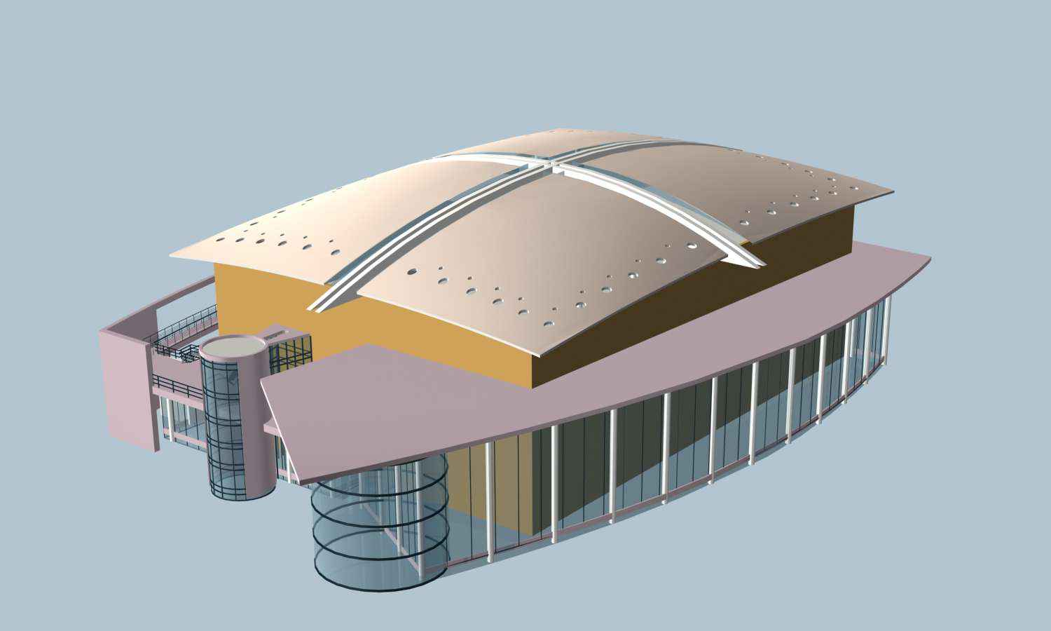 Stadium Cad Drawings 3 – Architectural Autocad Drawings,Blocks ...