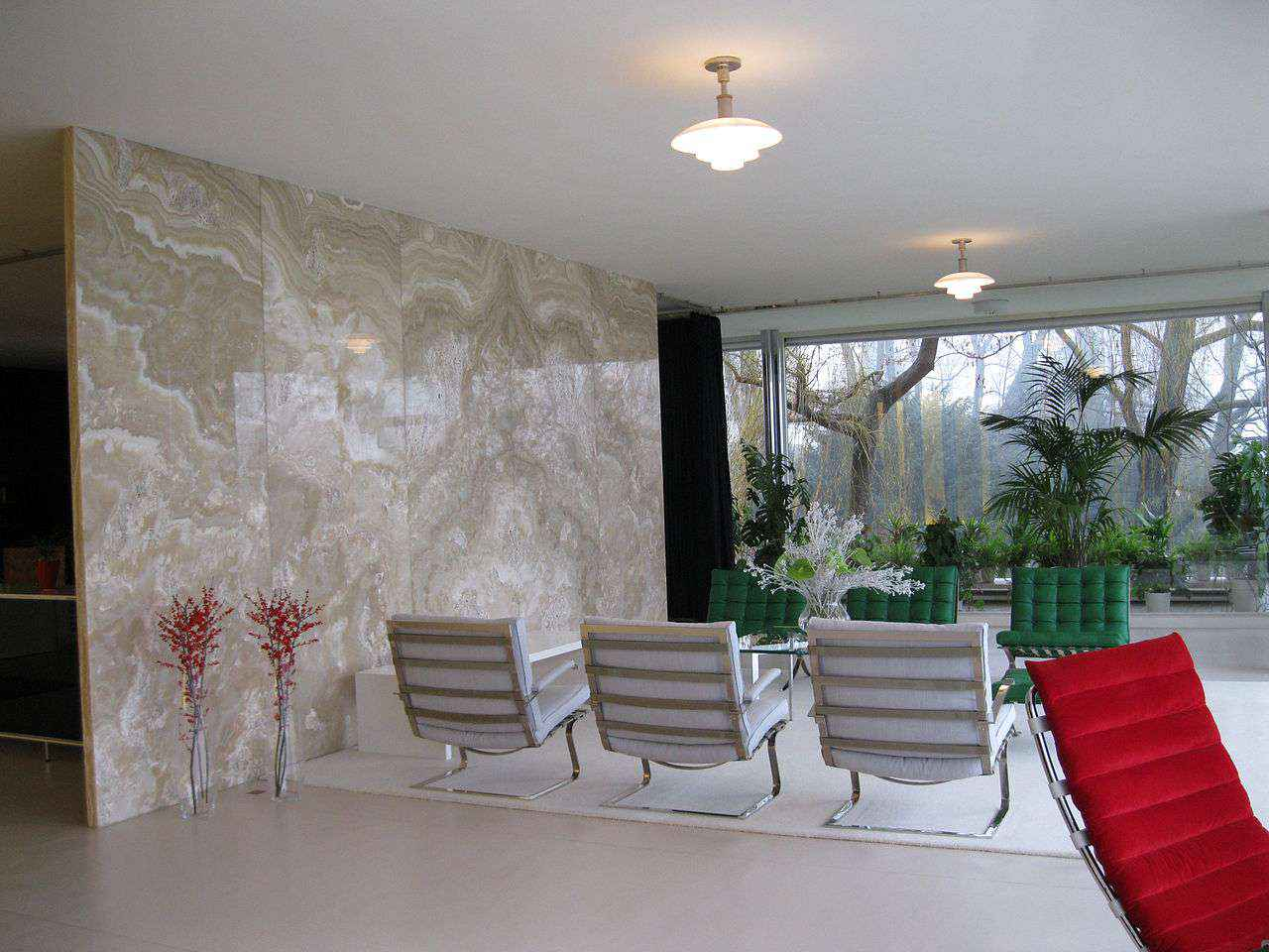 Tugendhat Villa Ludwig Mies Van Der Rohe Architectural Cad Drawings # Muebles Mies Van Der Rohe Autocad