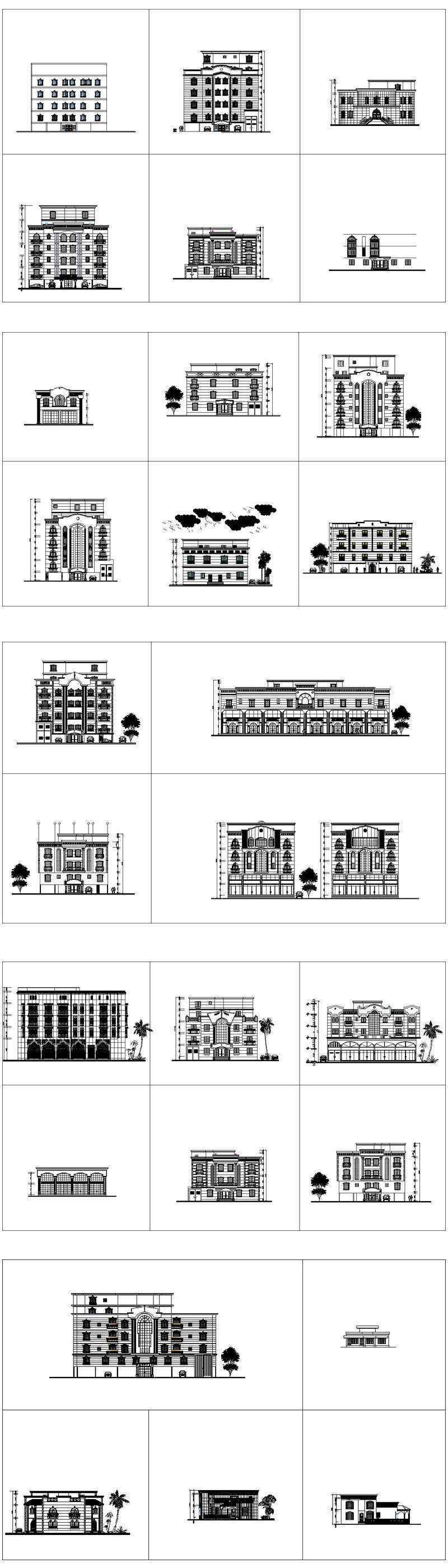 ★【Interior Design CAD Design,Details,Elevation Collection V.2】Residential Building,Living room,Bedroom,Restroom,Decoration@Autocad Blocks,Drawings,CAD Details,Elevation