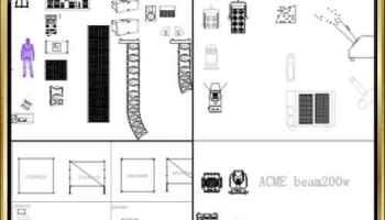 ☆【Cinema CAD Drawings Collection】@Cinema Design,Autocad Blocks