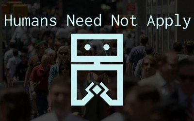 Humans Need Not Apply – YouTube
