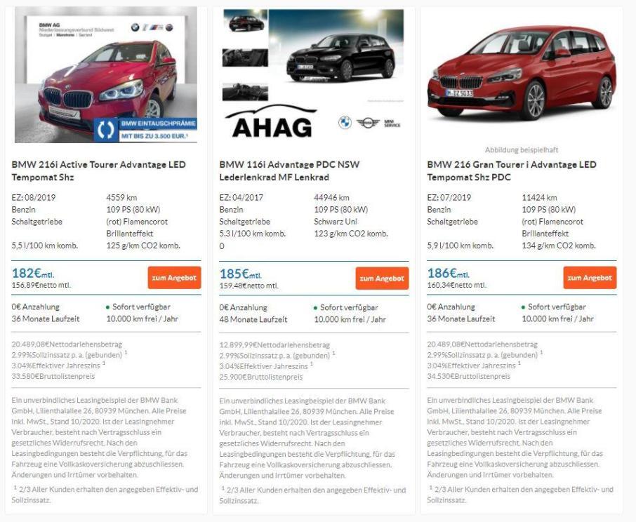 BMW M trotz Schufa