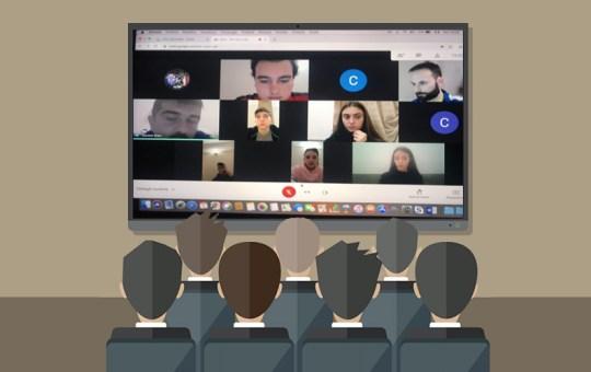 Videoconferenza RTO nuovi arrivi 2021