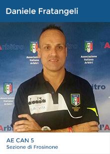 Michele Grossi - Assistente arbitrale CAN B