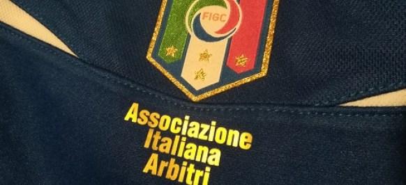 CRA Lazio - maglia con logo associazione italiana arbitri