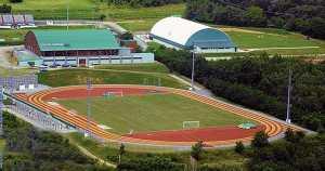 L'impianto sportivo di Cantalupa, dove si terrà il raduno.