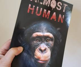 New Release, a Unique Thriller: Almost Human by Kenneth L. Decroo