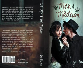 Available Now: The Men and the Medium by Lyn Behan