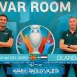 Euro2020 Macedonia del Nord-Olanda: Roma 2 c'è! Valeri AVAR1