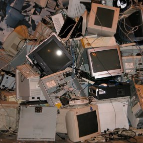 Old Computers to Recycle