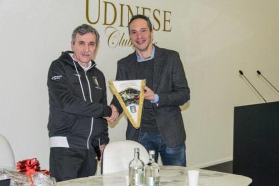 L'assistente internazionale Andrea Crispo super ospite a Udine
