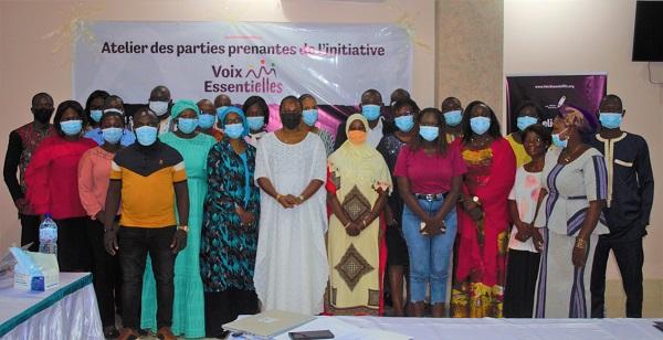 Santé et développement : L'initiative ''Voix essentielles'' veut appuyer des organisations