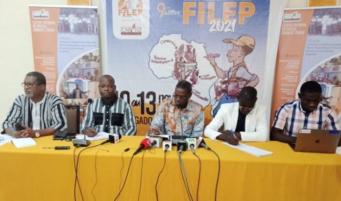 La 9e édition du FILEP prévue du 10 au 13 novembre à Ouagadougou
