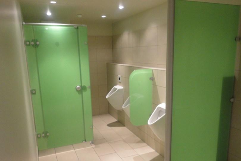 WC Herren Haus 1
