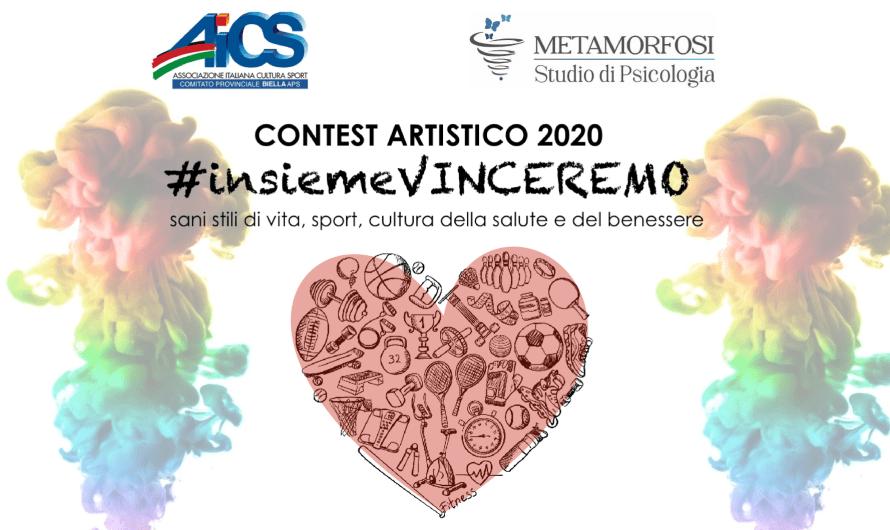 #insiemeVINCEREMO – CONTEST ARTISTICO 2020
