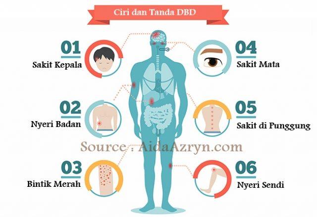 Gejala DB Serta Ciri Tanda Penyakit Pada Balita dan Dewasa