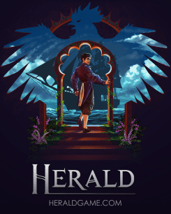 Herald Promotion Art