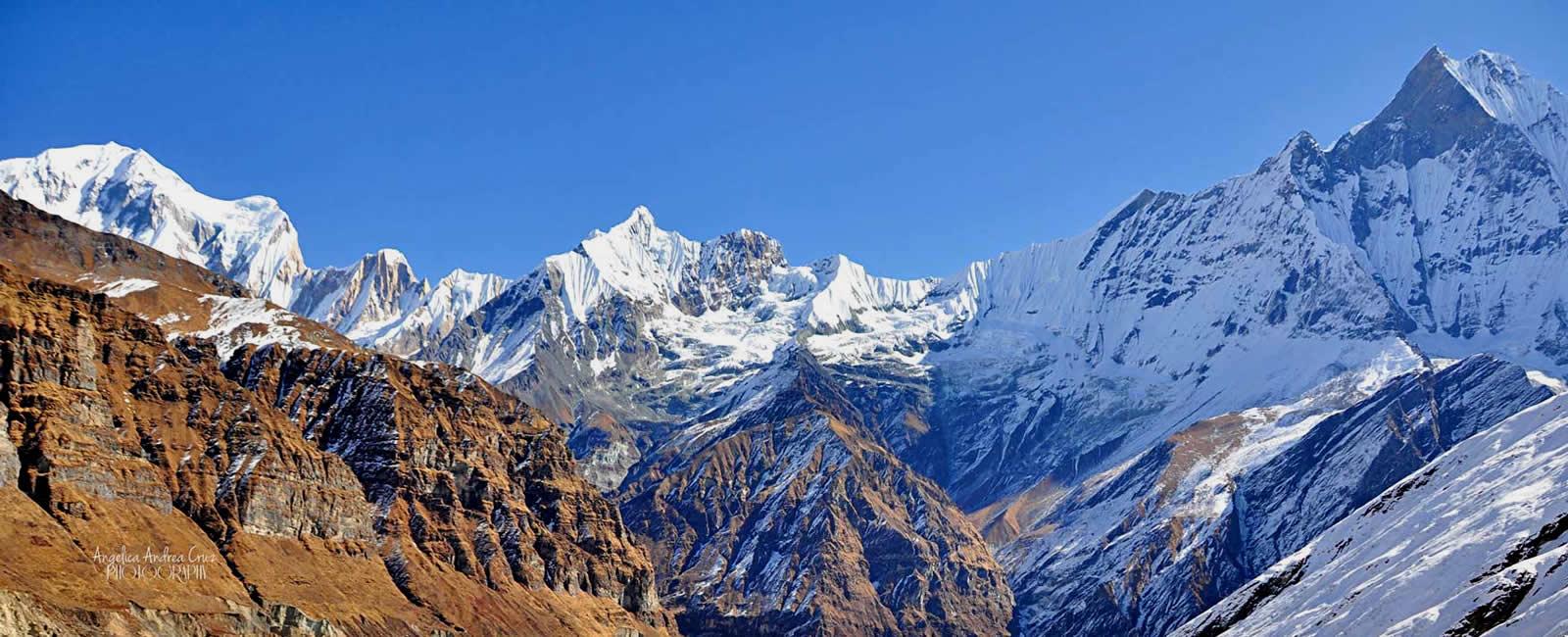 Hiking & Trekking in Nepal