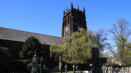 St Peters Church, Woolton
