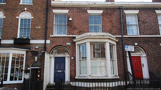 Falkner Street house