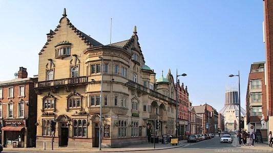 The Philharmonic Pub, Hope Street, Liverpool