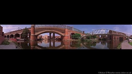Castlefield Manchester 1998