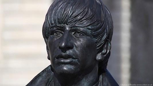 The Beatles Statues - Ringo