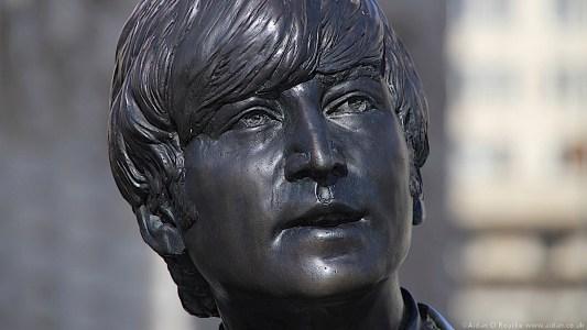 Beatles Statues - John Lennon
