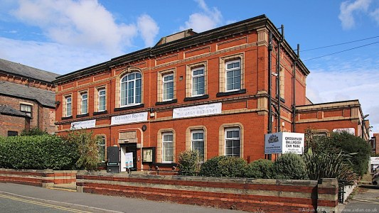 The Grosvenor Ballroom, Liscard