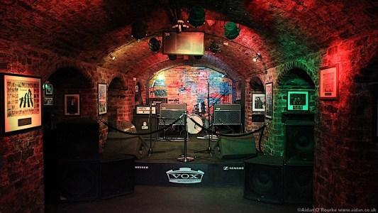The Cavern Club interior