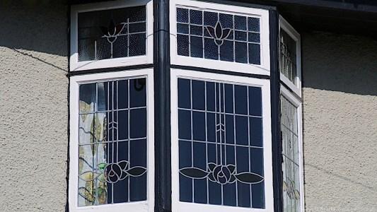 252 Menlove John Lennon's bedroom window