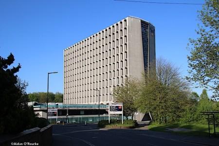 Manchester Hexagon Tower 05.05.2018