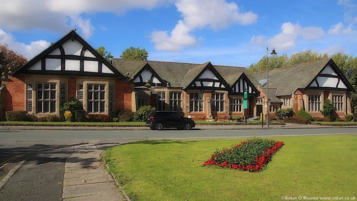 Hulme Hall Port Sunlight