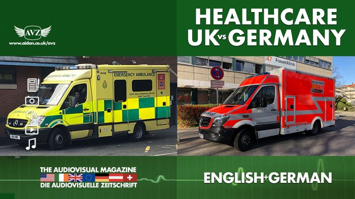 Healthcare UK vs Germany