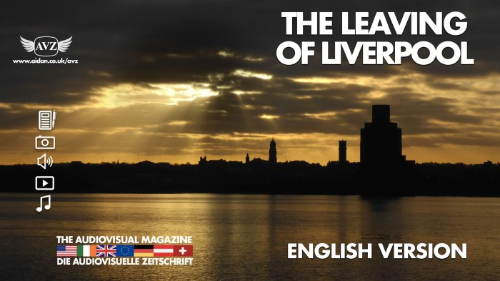 The Leaving of Liverpool - interview with Zinney Sonnenberg - English version