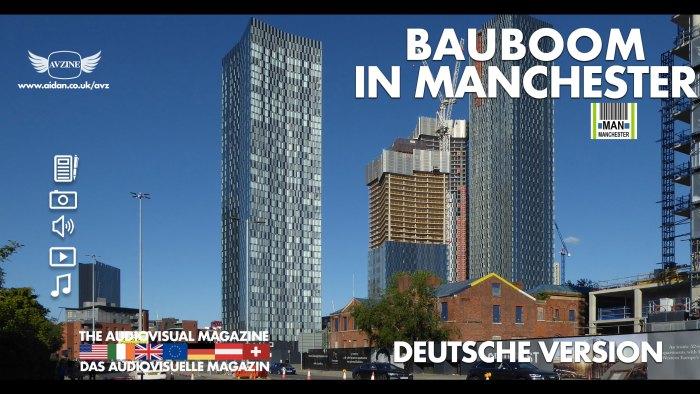 Bauboom in Manchester - Deutsche Version