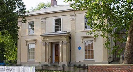 Cultural Venue: Elizabeth Gaskell House