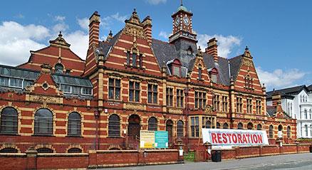 Cultural venue: Victoria Baths